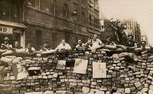 Información sobre el papel que los miembros del sindicato anarquista de la CNT española jugaron en la liberación de París de la ocupación nazi.