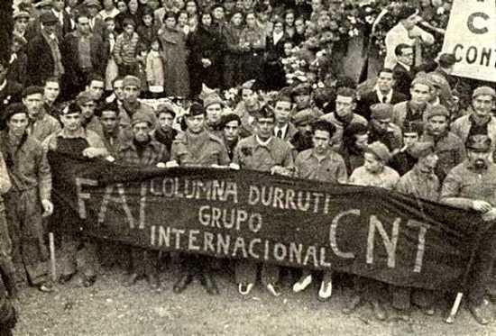 La Columna Durruti.