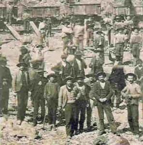 obreros chilenos