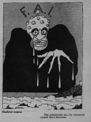 La campana de Gracia. Número de 14 de enero de 1933.