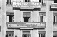 Sede de Mujeres Libres.Calle de la Paz, Valencia 1937
