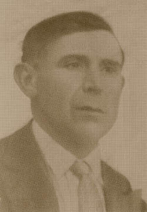 """Diego Gómez García """"Diego el de la Justa""""."""