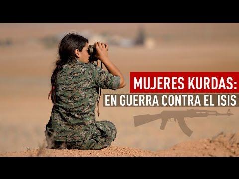 El batallón femenino de los kurdos: la pesadilla del Estado Islámico.