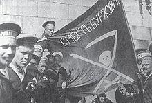 La rebelión de Kronstadt
