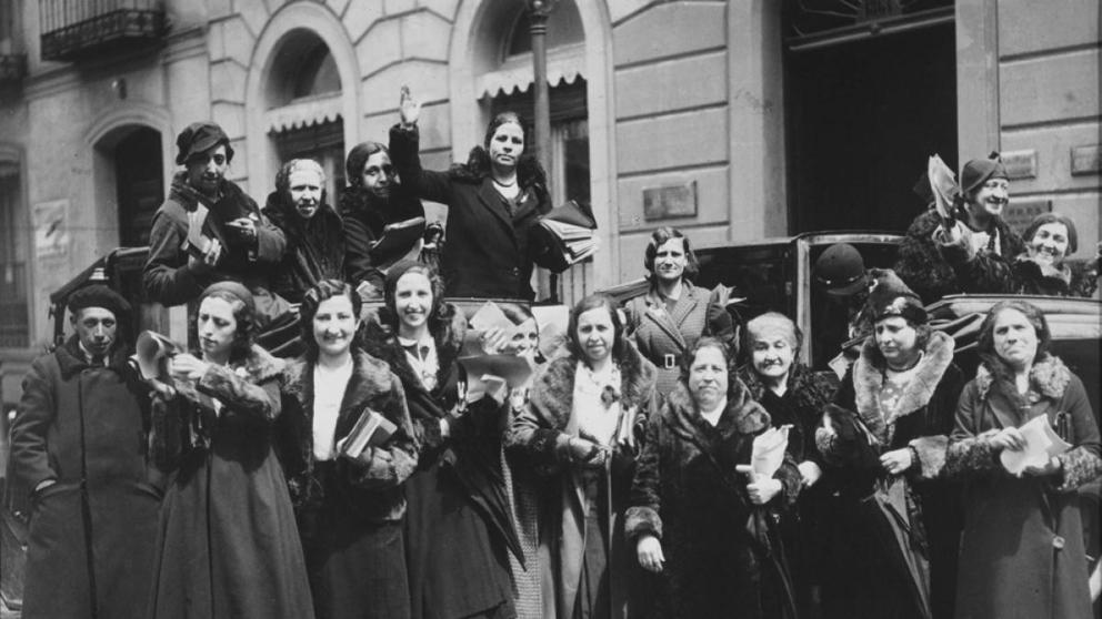 Huelga de las siete semanas. Las trabajadoras en la España de finales del XIX ¿Sexo débil?