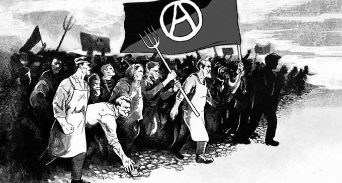 Origen y desarrollo de las ideas anarquistas