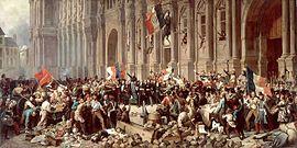 Revoluciones de 1848 en Francia.