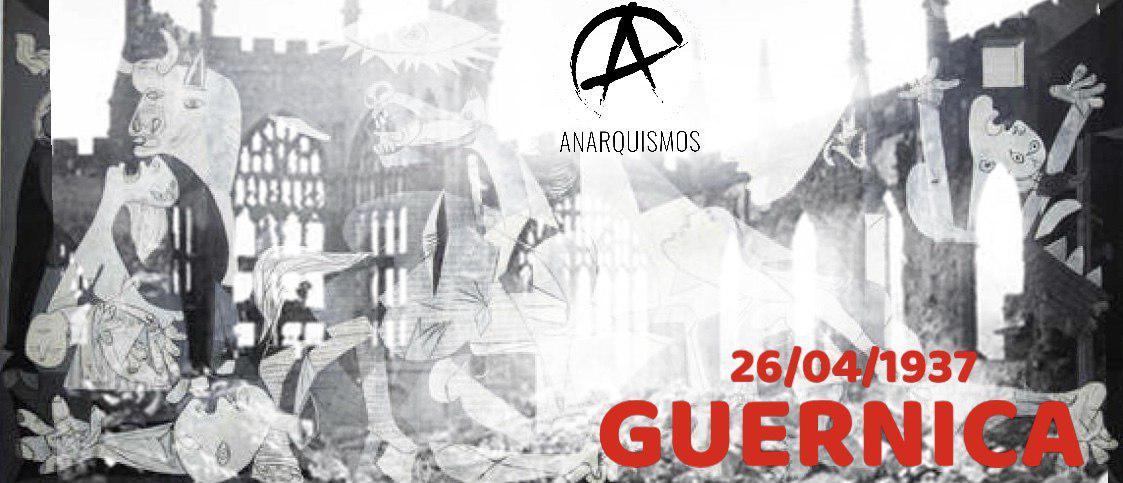 Historia del bombardeo de Guernica el 26 de abril de 1937.
