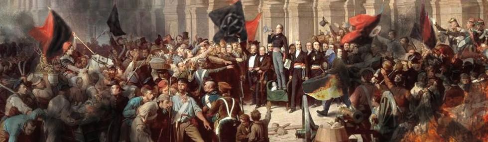 Historia del anarquismo en Francia.