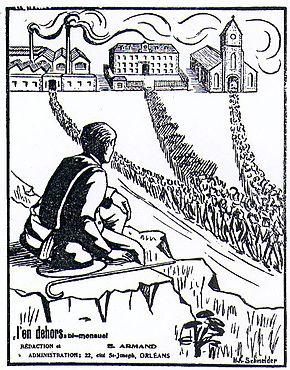 El Clairière de Vaux. Sociedad para la creación y desarrollo de un entorno libre en Francia