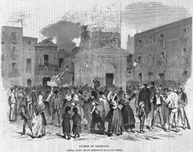 Historia del congreso Internacional de Basilea en 1869